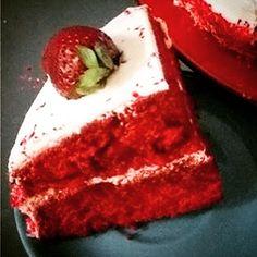 Red velvet cake!