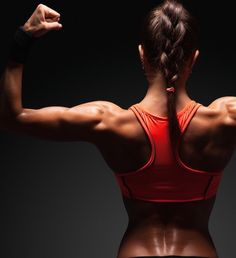 Back and biceps go great together in the gym. Learn how to set up the perfect workout; plus, 5 upper-body workouts to build more muscle in these two body parts. Major Muscles, Big Muscles, Tabata, Cardio, Pilates, Body Training, Strength Training, Strength Workout, Weight Training