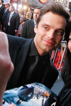 Sebastian Stan *-* I love him.