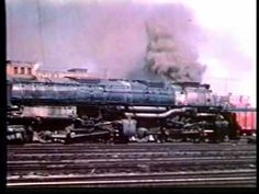 Last of the Giants. This video is for comment on the Big Boy Restoration rumors on the OGR forum. Just an absolute awesome piece of machinery. Up Big Boy, Big Boys, Gandy Dancer, Union Pacific Railroad, Train Pictures, Old Trains, Train Engines, Steam Engine, Steam Locomotive