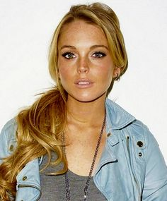 Lindsay Lohan -- back in the day when she was actually gorgeous