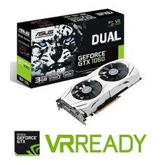 Asus DUAL GeForce GTX 1060 -näytönohjain, 3GB GDDR5 (max 2kpl / asiakas) - Jimms.fi