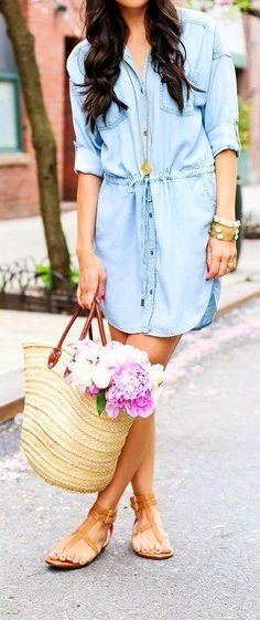 Stylish Casual Summer Outfits 27