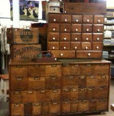Gurney Seed Cabinet