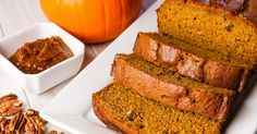 This Ginger-Spiced Pumpkin Loaf Will Get You Ready For Fall In No Time!