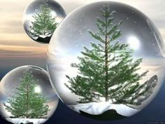 Abstract Galleries of Free Wallpaper for your desktop. -by Artist Brian Kissinger Globe Wallpaper, Free 3d Wallpaper, Christmas Snow Globes, Christmas Trees, Christmas Stuff, Christmas Crafts, Water Globes, Desktop Pictures, Beautiful Gif