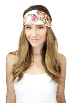 PINK FLORAL HEADBAND, hairwrap, turband, turban, headwrap, hairwrap, yoga headband, floral thick hairwrap, turband