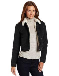 Levi's Women's Sherpa Cord Jacket $84.00
