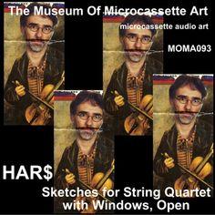 string quartet for micro cassette