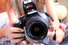 My dreeeeam is to buy myself a Canon camera. ♡