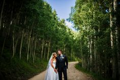 Aspen wedding photo