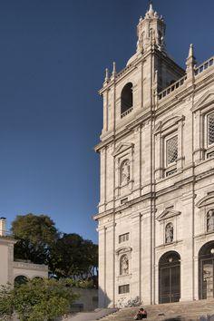 Lisboa - São Vicente #Lisboa #SaoVicente Notre Dame, The Neighbourhood, Building, Travel, Lisbon, Voyage, The Neighborhood, Trips, Buildings