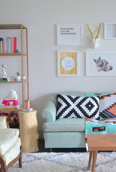Ajenda's Polished Second-Hand Chic Style — House Call | Apartment Therapy
