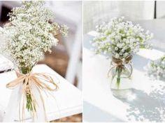 Decoração para casamento com flores mosquitinho Plantar, Christmas Crafts, Table Decorations, Birthday, Party, Gifts, Home Decor, Ideas, How To Make Flowers Out Of Paper