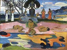 Exam 3: Paul Gauguin, Day of the Gods.