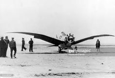 The Bonney Gull was an experimental aircraft: Leonard Warden Bonney, was unable to find a willing test pilot and chose to fly the aircraft himself.[7] He performed a test hop, damaging the landing gear once. On 4 May 1928 Bonney took up another aircraft on a flight, then announced he would test fly the Gull that day. Bonney was killed during the maiden flight when the aircraft nosedived into the ground from about 50 feet of altitude, seconds after taking off from Curtiss Field on Long…