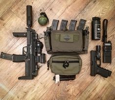 The latest news and ideas that are worth sharing. Tactical Equipment, Tactical Gear, Weapons Guns, Guns And Ammo, Armas Airsoft, Special Forces Gear, Airsoft Gear, Combat Gear, Submachine Gun