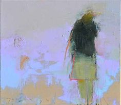 Chris Gwaltney Wife_ Daughter_ Mother_ Sister Bay Area abstraction figure Marin county