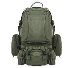 50L large Capacity Military Tactical Backpack Camouflage Backpack for Outdoor Climbing Camping Men's Hiking Travel Backpack #Affiliate