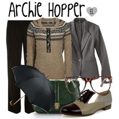 """""""Archie Hopper -- Once Upon a Time"""" by evil-laugh on Polyvore"""