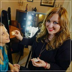 #cantonifanfriday! Thanks to Anna Marchese ,Arlindaosmani makeupartist, Magdalena Giszterowicz e Robyberta SmileMaker from #cantoni.