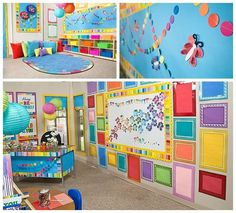 Daycare Wall Paint Colors - Archivosweb.com