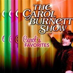 Carol Burnett 6 DVD Set - Time Life  6 DVDs of Carol's Favorite Episodes!  Plus never seen before bonus material.