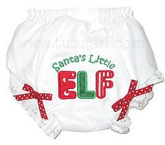 Girls rompers elf hat and red christmas on pinterest