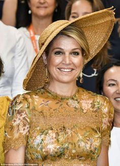 King Willem-Alexander and Queen Maxima on the fourth and final day of their visit to Italy