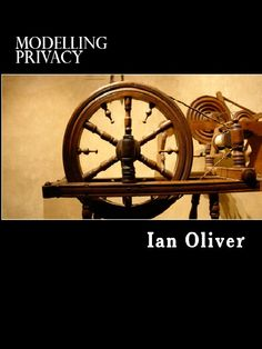 Ian's Blog: Modelling Privacy