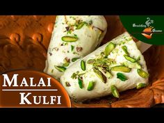 Instant Kulfi Malai Recipe will make kulfi in 5 mins without any cooking. This Kesar Kulfi Mix recipe doesn't need any cornflour or bread or khoya/mawa. Kulfi Recipe Video, Malai Kulfi Recipe, White Chicken Korma Recipe, Gourmet Recipes, Healthy Recipes, Fish And Seafood, Food Print, Food Videos, Good Food