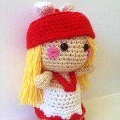 Girl Doll Amigurumi