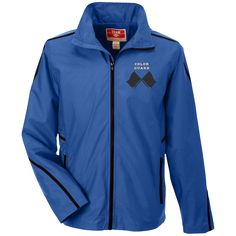 Team 365 Adult Conquest Jacket with Mesh Lining – Purposely Designed