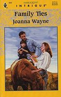 Family Ties by Joanna Wayne - FictionDB Used Books, Cover Art, Author, Let It Be, Ties, Cultural, Products, The Secret, Destiny