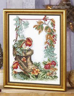 Gallery.ru / Foto # 38 - Punto Croce d'oro 123 - tymannost