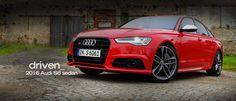 Driven: 2016 Audi S6 Sedan (Europe) - Fourtitude.com