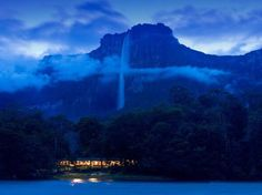 (1) Venelands Trek & + (Venelands) en Twitter - El Salto Angel, Magico - Venezuela