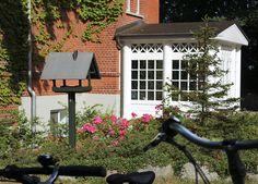 Galerie und Gästehaus Dünenhaus. #Dünenhaus #Gästehaus #Ahrenshoop