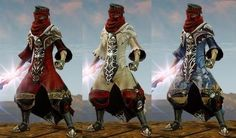 Red, White or Blue?? : archeage