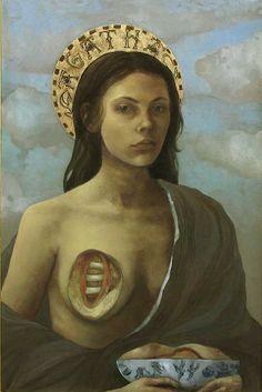 St Agatha, Caitlin Karolczak