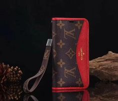 Louis Vuitton Gucci Ribbon Folio Case For iPhone 6 7 8 Plus Xr X - - Louis Vuitton Gucci Ribbon Folio Case For iPhone 6 7 8 Plus Xr X Xs Max - The Case is High Quality Guarantee - Please select model and color to buy Iphone Leather Case, Iphone Wallet Case, Card Wallet, Leather Wallet, Iphone 8 Plus, Iphone 6, Iphone Cases, Louis Vuitton Phone Case, Clutch Mini