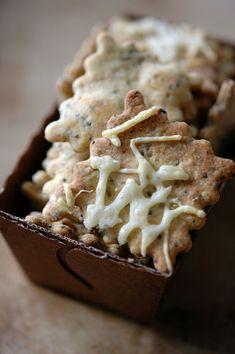 Biscuits croquants au Comté et au paprika, loupé pâte très très grasse?? ninie