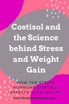 Is Stress Making you Fat? How the stress hormone Cortisol affects your weight. Cortisol, Weight Gain, Weight Loss, Keto Results, Stress Eating, Stress Causes, Coping With Stress, High Calorie Meals, Lose Belly Fat