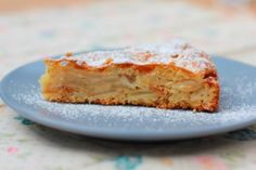 Apple Pie with Cantuccini