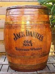 Jack Daniels barrel, I want one soo bad! I have mine! Jack Daniels Barrel, Jack Daniels Whiskey, Scotch Whiskey, Bourbon Whiskey, Whiskey Distillery, Bourbon Drinks, Irish Whiskey, Tonneau Bar, Tequila