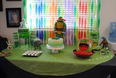 Teenage Mutant Ninja Turtle | CatchMyParty.com