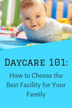 If you're going back to work and considering putting your baby in daycare, here's what you need to know — from benefits and downsides to the questions you should ask and what to look for in a facility. #daycare #backtowork #maternityleave #whattoexpect | whattoexpect.com