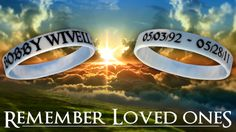 One of the hardest parts of our daily job is hearing about our customer's lost loved ones, but it is also one of the greatest, because we are also play an important part of helping to keep their memory alive. Hard Part, Lost Love, Jewlery, Connection, Memories, Play, Jewelry, Memoirs, Souvenirs