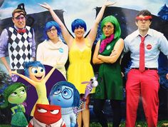 6 2015 Animated Movie Costume Ideas That Were Made for You & Your Squad