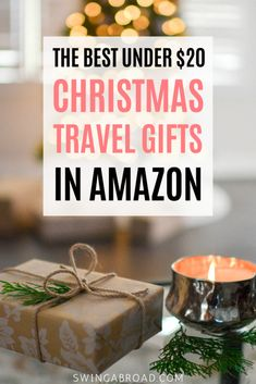 Get the best travel tips and advice from seasoned travellers Christmas Travel, Christmas Fun, Amazon Christmas, Best Travel Gifts, Best Gifts, Travel Advice, Travel Ideas, Travel Hacks, Budget Travel